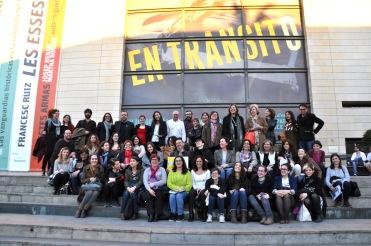 VI Jornadas Investigación Educación Artística-GrupoEn IVAM